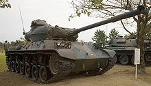 220px-Japanese_Type_61_tank_-_1